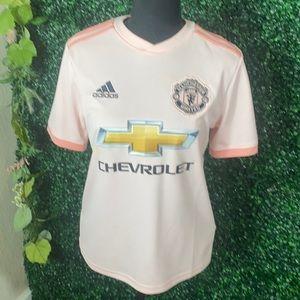 Women's Adidas Manchester Jersey